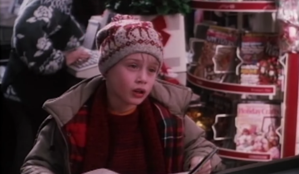 the best Christmas movies home alone