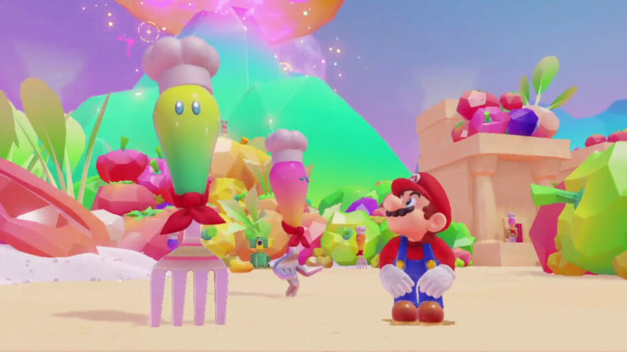 Things You Should Know Before Starting Mario Odyssey