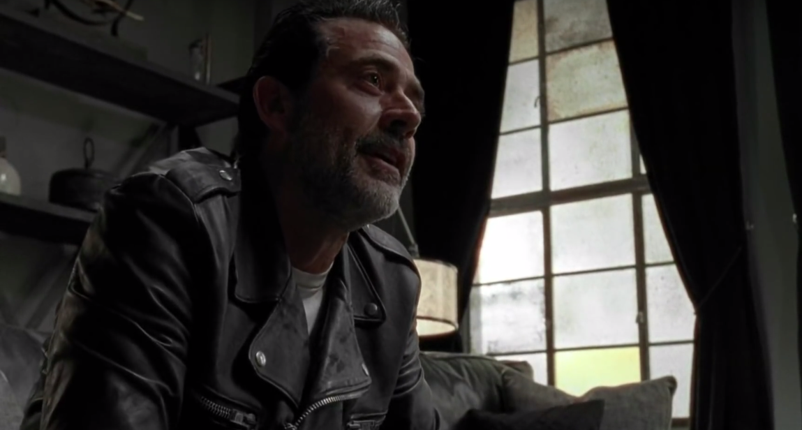 The Walking Dead creator drops major hint into Rick Grimes' death