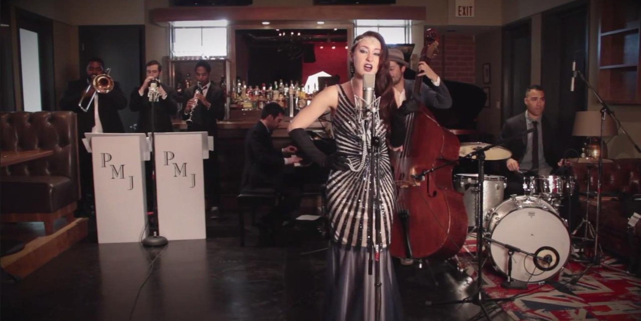 Postmodern Jukebox sings Gangsta's Paradise