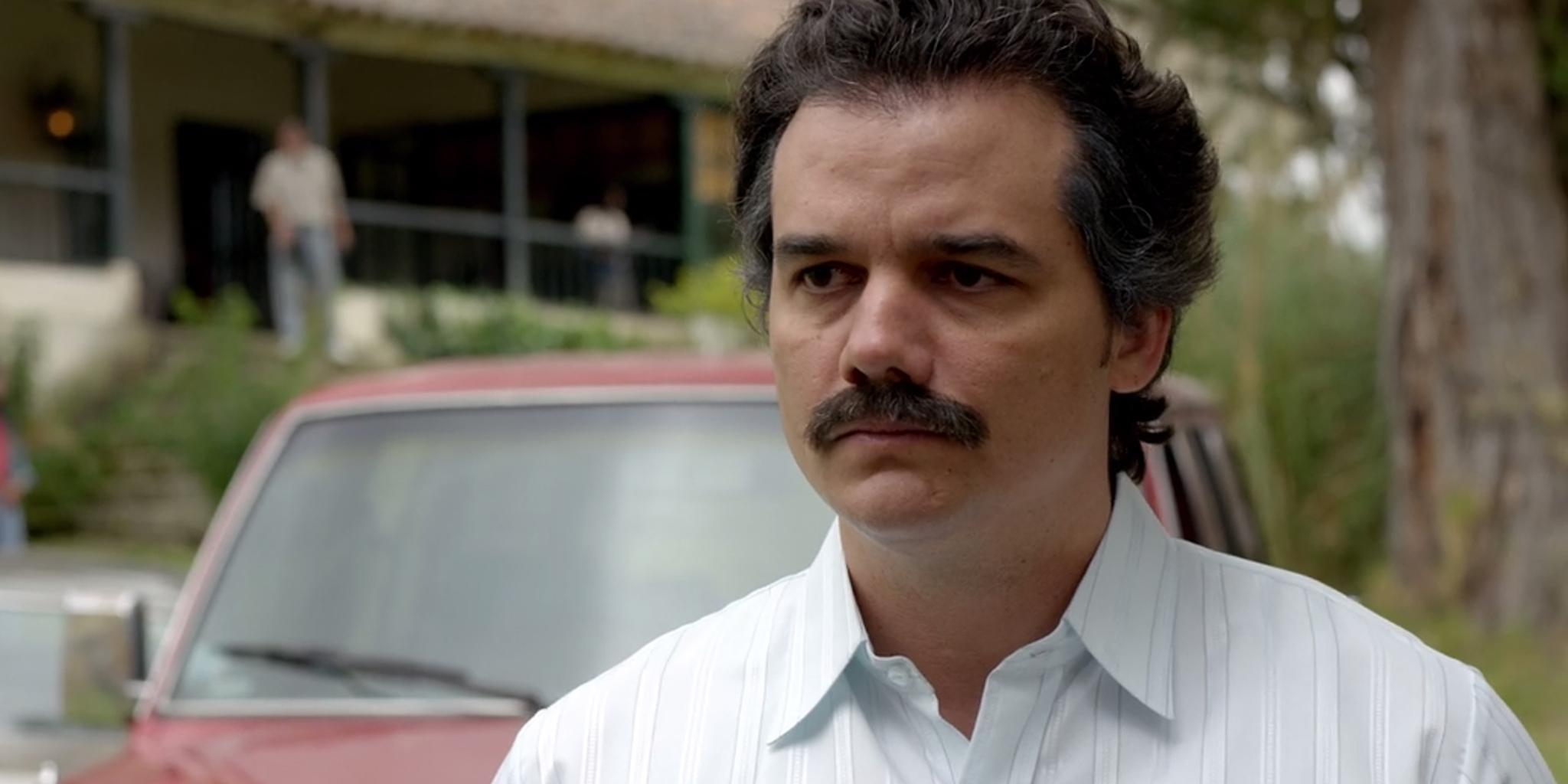 Pablo Escobar, Narcos season 2