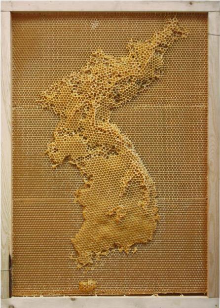 Map of the Korean Peninsula