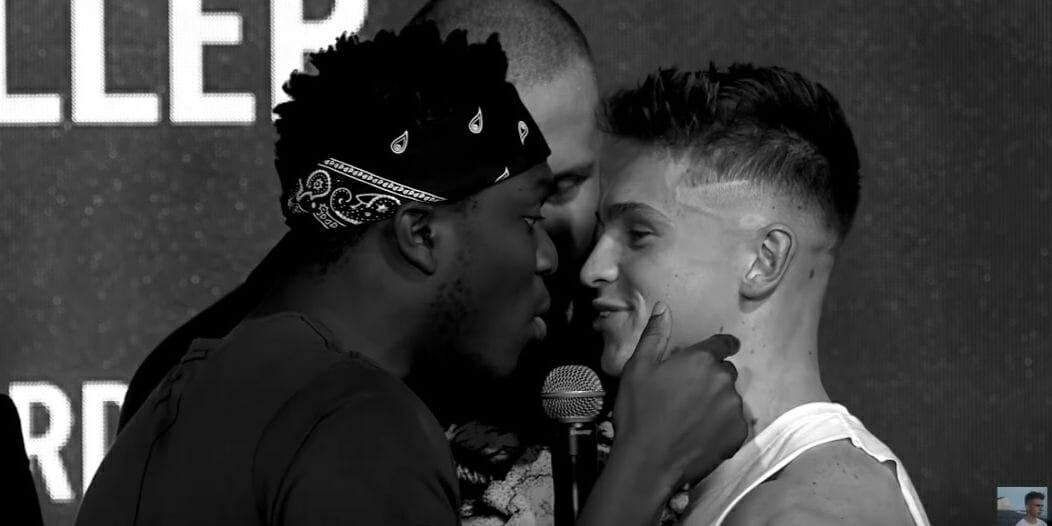 KSI vs. Joe Weller YouTube boxing