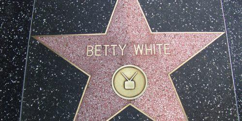 Betty White star