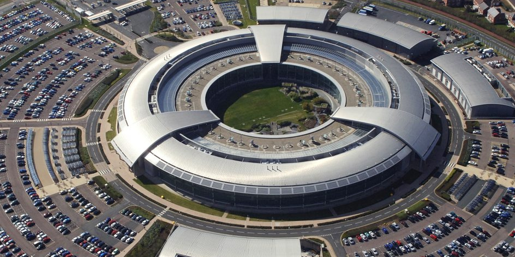 All sizes   GCHQ Building at Cheltenham, Gloucestershire   Flickr - Photo Sharing!