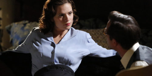 Hayley Atwell in Agent Carter