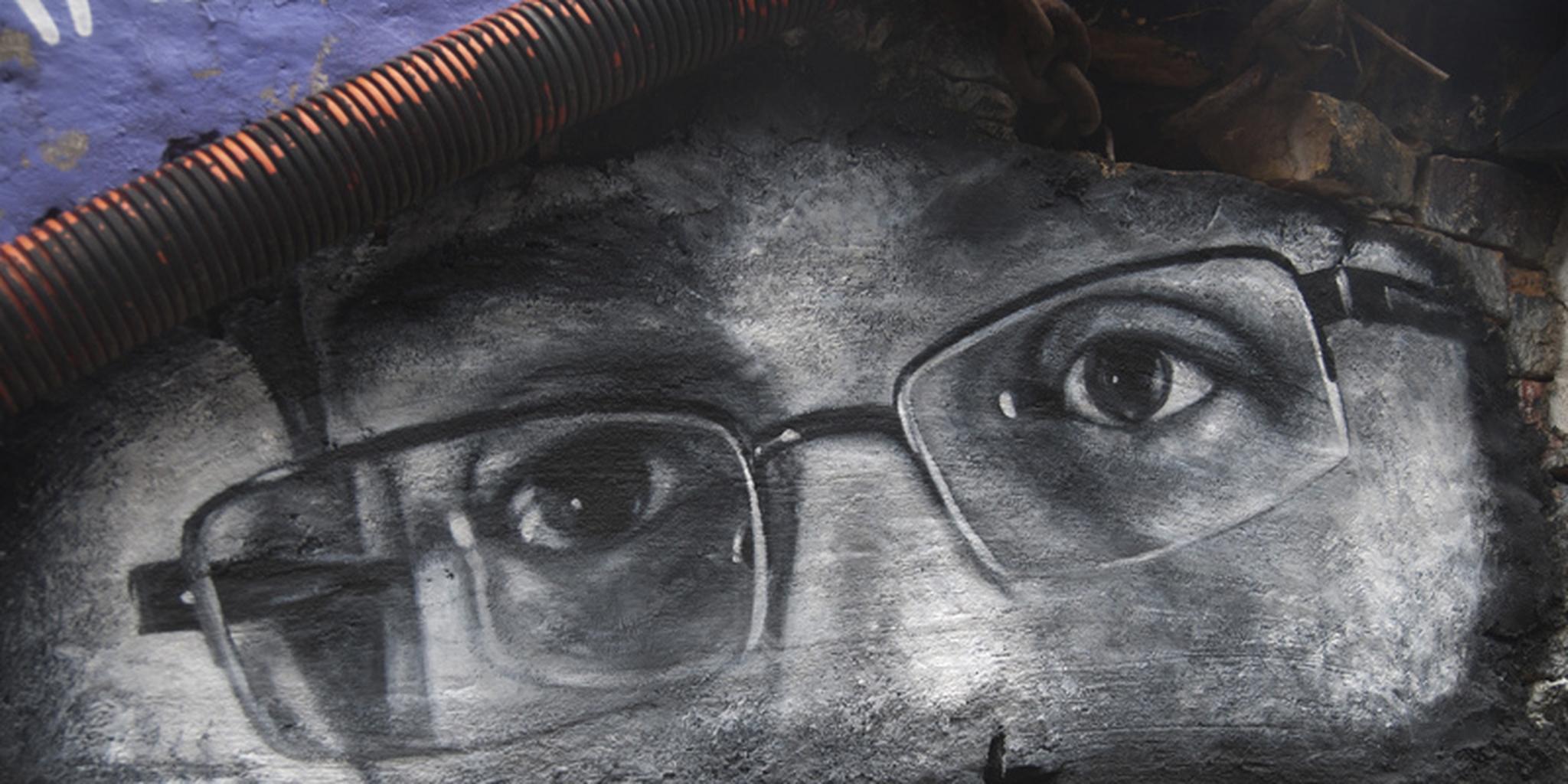 Edward Snowden eyes DDC_8315 | Flickr - Photo Sharing!