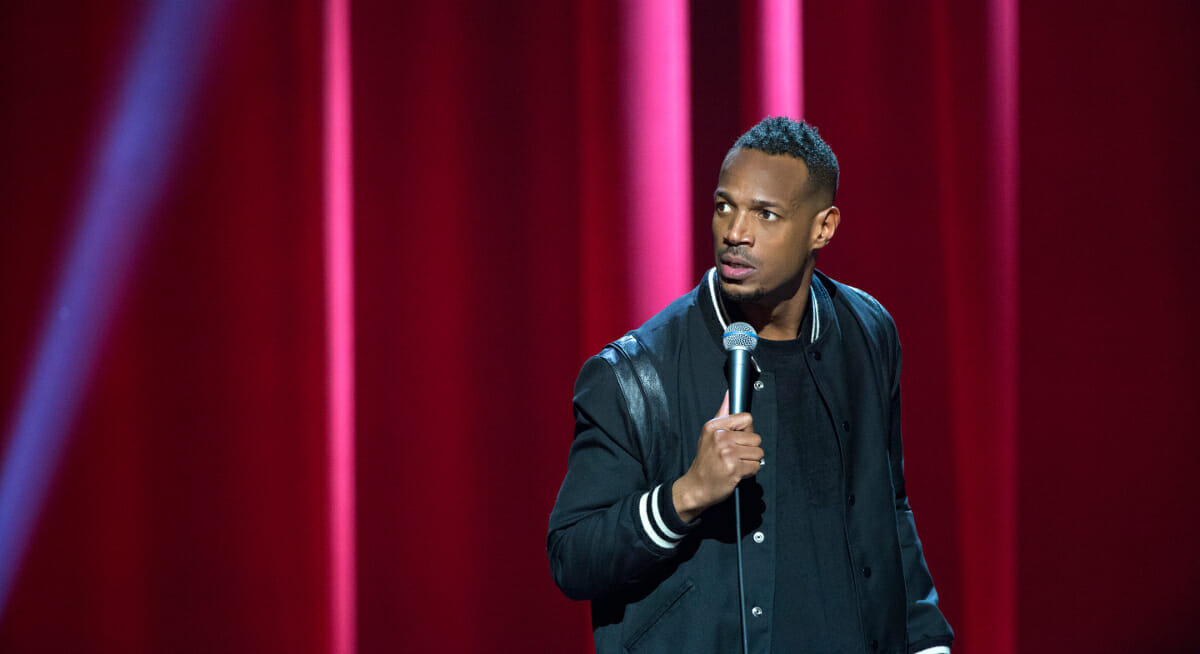 Marlon Wayans' 'Woke-ish,' Might Offend You, But That's the Point