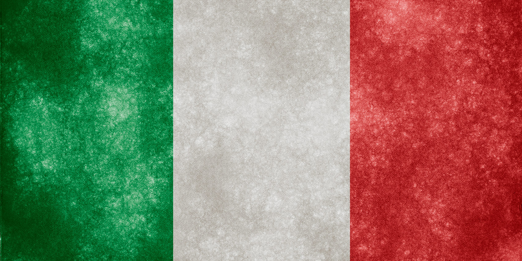 An illustration of a Italy flag.
