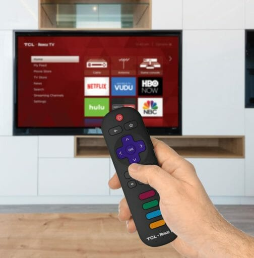what is a smart tv : Roku 32 inch smart TV