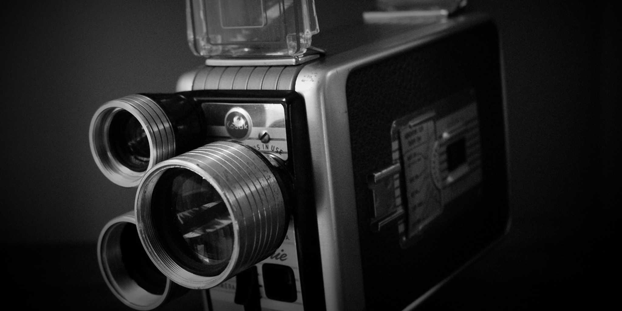 Kodak Brownie 8mm Movie Camera | Flickr - Photo Sharing!