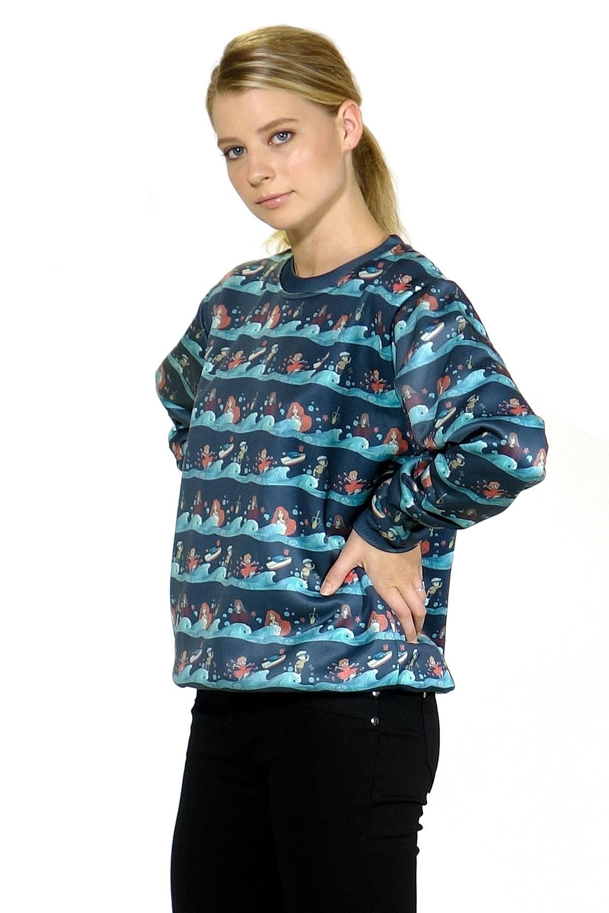 Ponyo Pullover