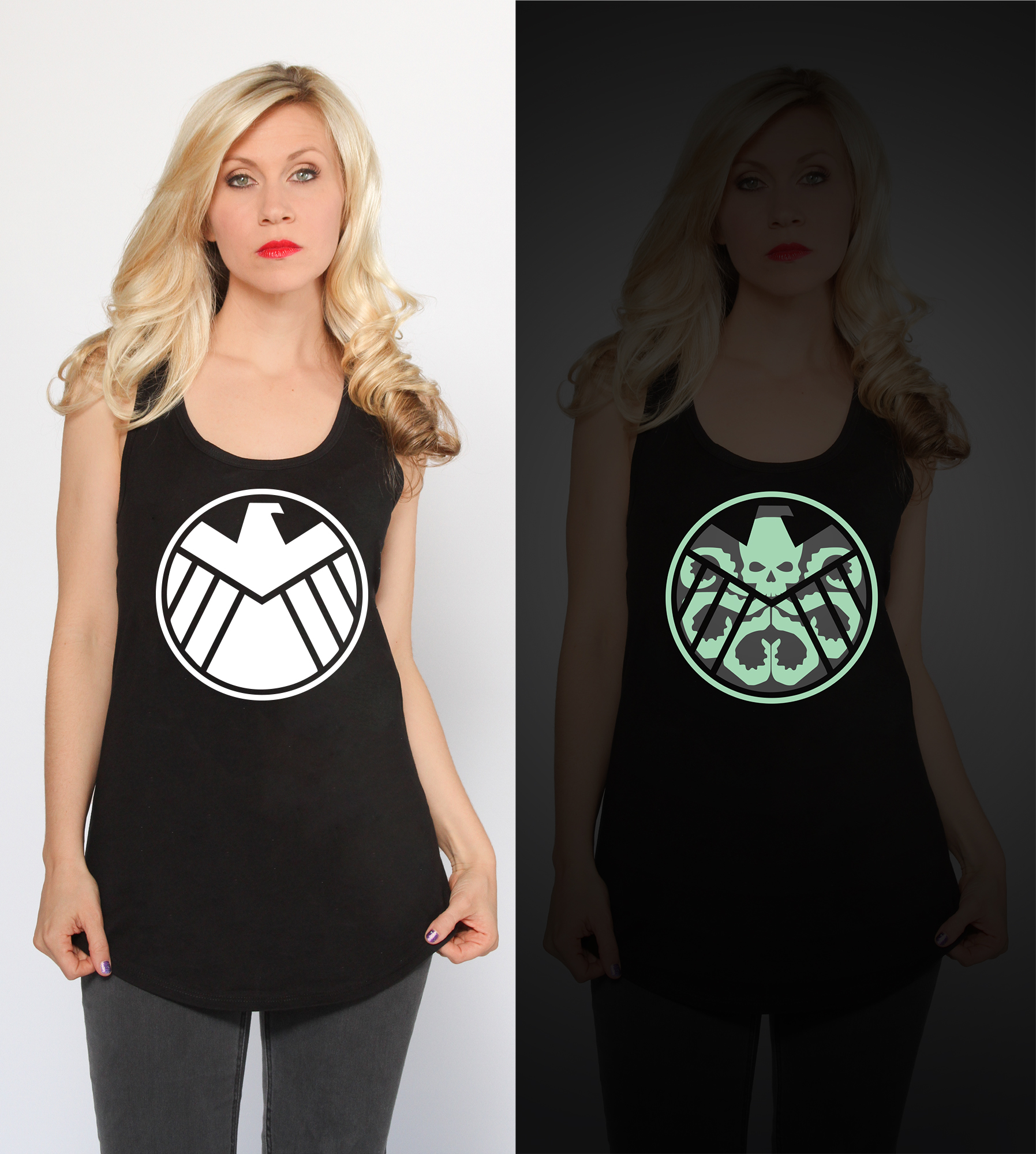 her Universe marvel Clothing Line