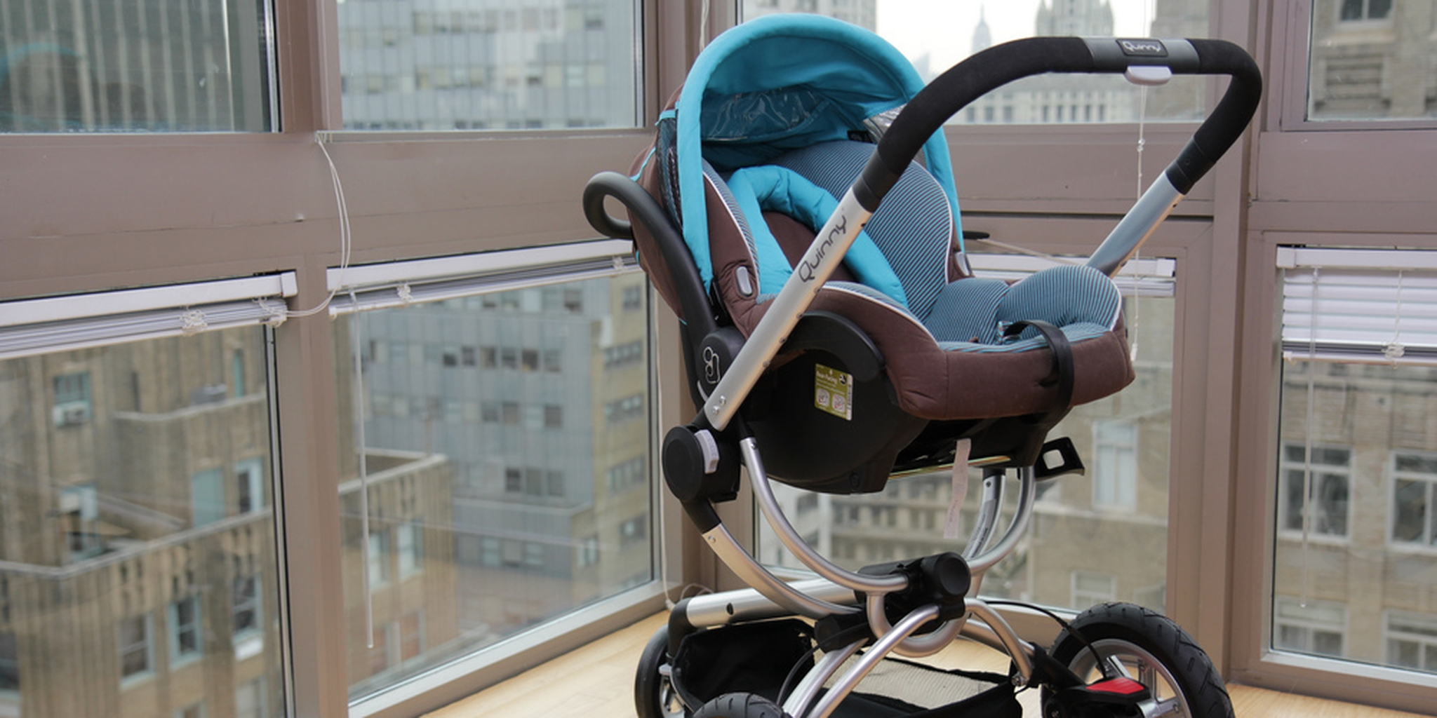 Quinny Buzz 3 with Maxi-Cosi Mico infant car seat | Flickr - Photo Sharing!
