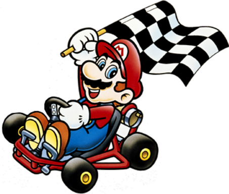 Interesting facts about Mario Kart