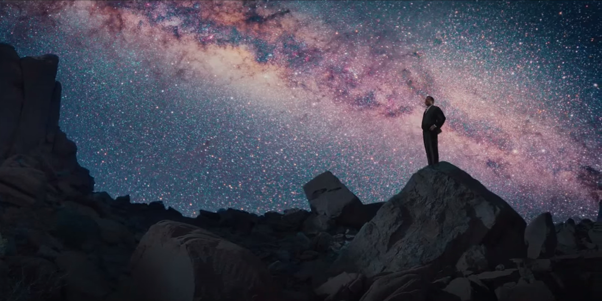 nature documentaries on netflix: cosmos