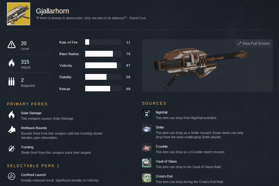 Bungie's new Web tools make Destiny a lot more fun | The Daily Dot