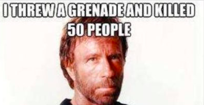 Chuck Norris Memes: A Simple Twist Gives Them New Kicks
