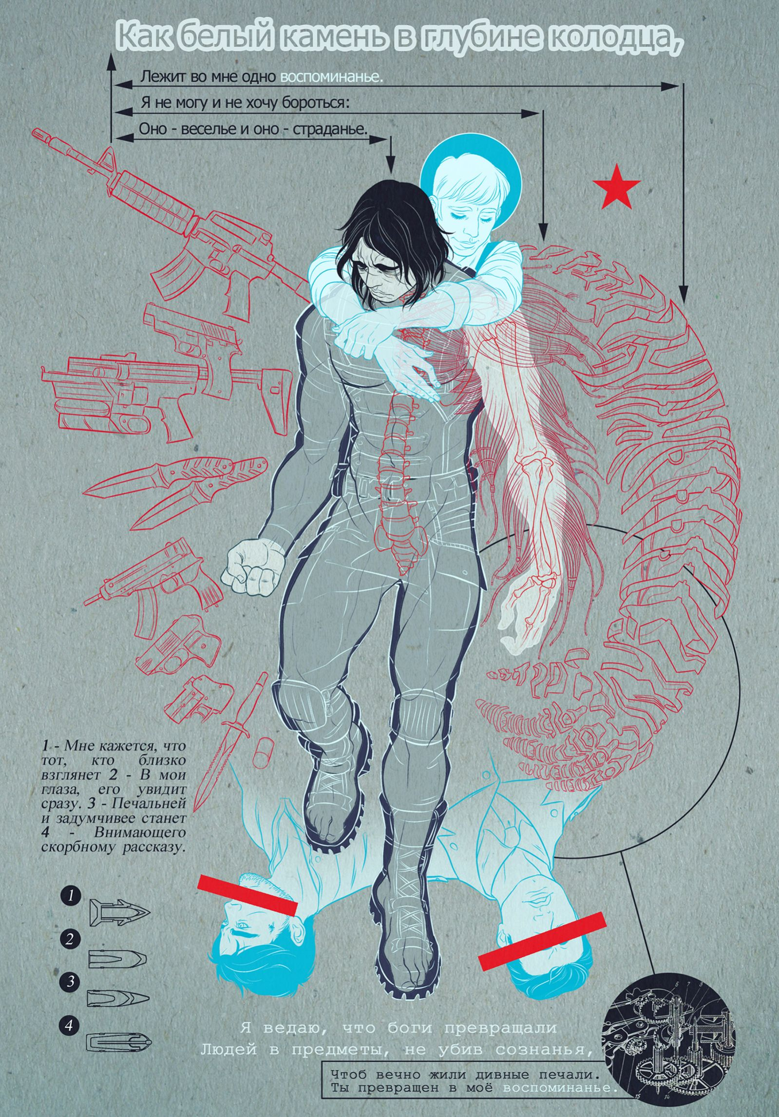 The Internet's obsession with the Winter Soldier's robot arm