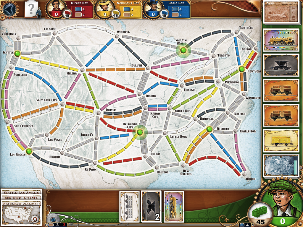 best board games : Ticket to Ride