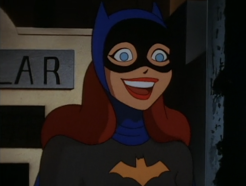best batman animated series : shadow of the bat