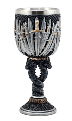 game of thrones wine goblet