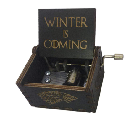 game of thrones music box