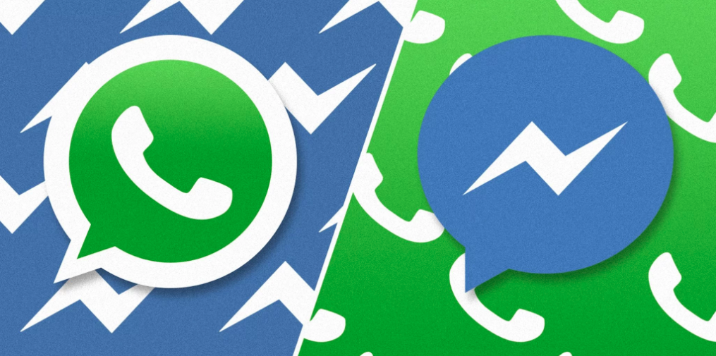 facebook messenger vs whatsapp