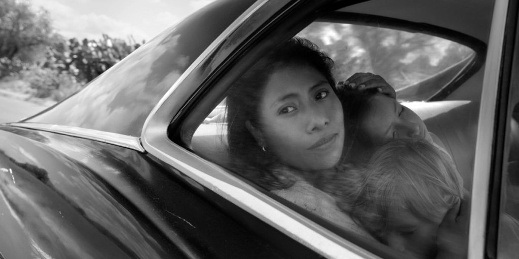 True stories on Netflix: Roma