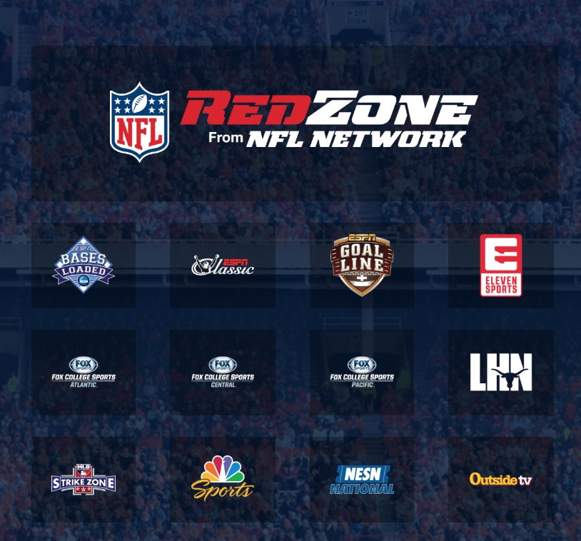 watch nfl redzone without cable playstation vue