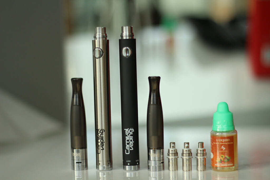 is vaping bad for you