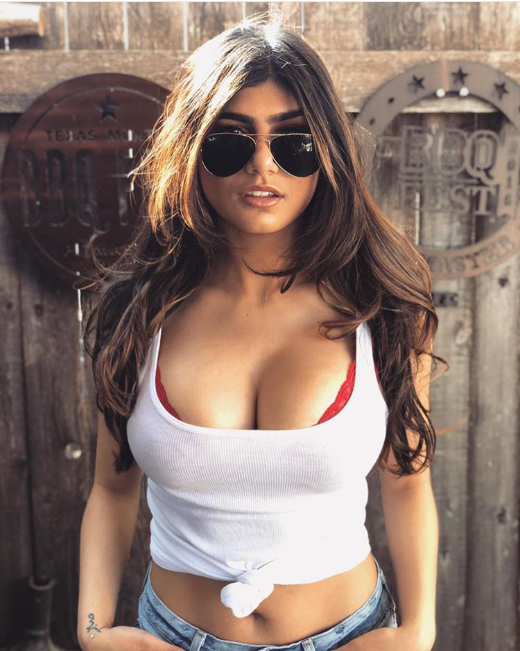 Video de mia khalifa