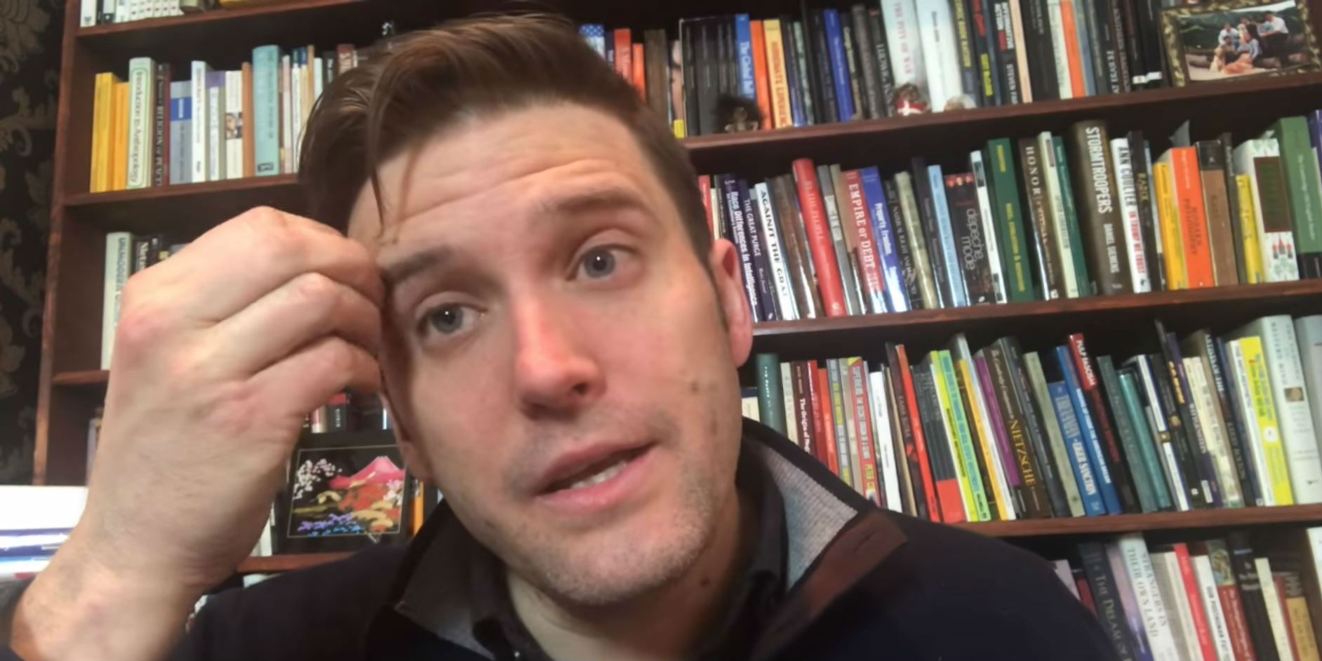 richard spencer alt-right white nationalist leader