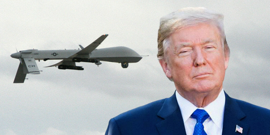 WashPost: Trump Asked CIA Why Drone Strike Avoided Target's Family