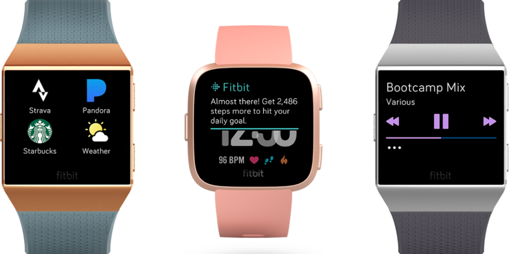 Fitbit devices