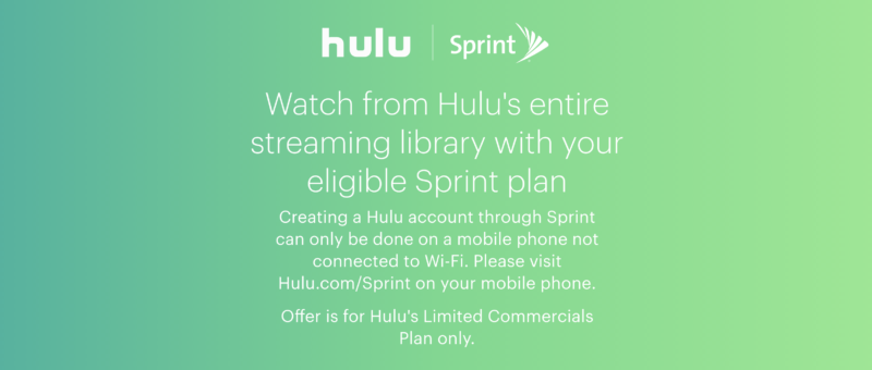 How To Get Hulu For Free With Sprint How It Works And Faqs Jan 2020