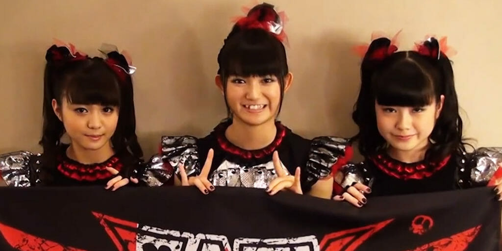 Babymetal Is The Greatest Show On Youtube Its World Tour