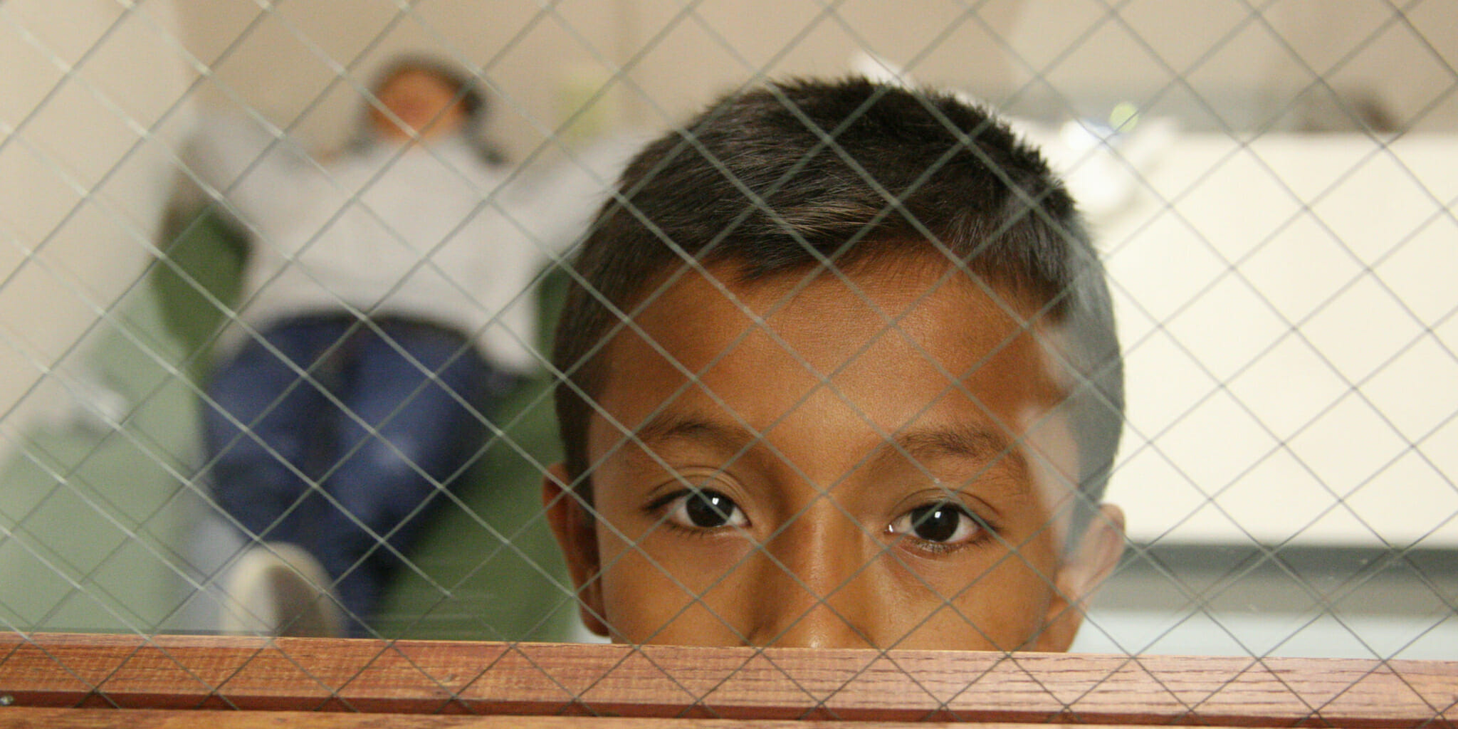 U.S. Customs and Border Protection houses unaccompanied migrant children who have crossed into the U.S.