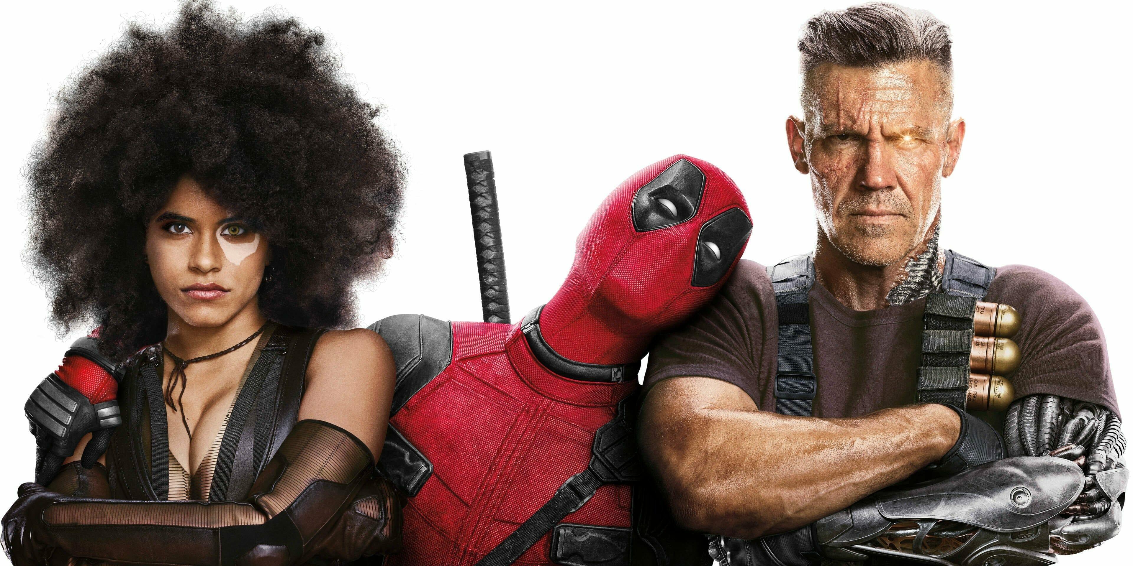 'Deadpool 2' is X-hausting
