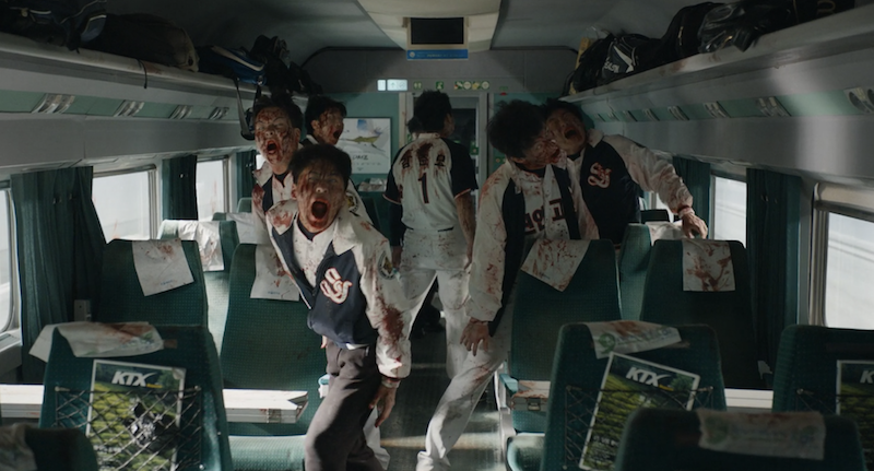 best korean movies on Netflix - train to busan