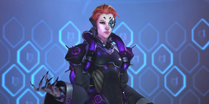 Best Overwatch Character Moira