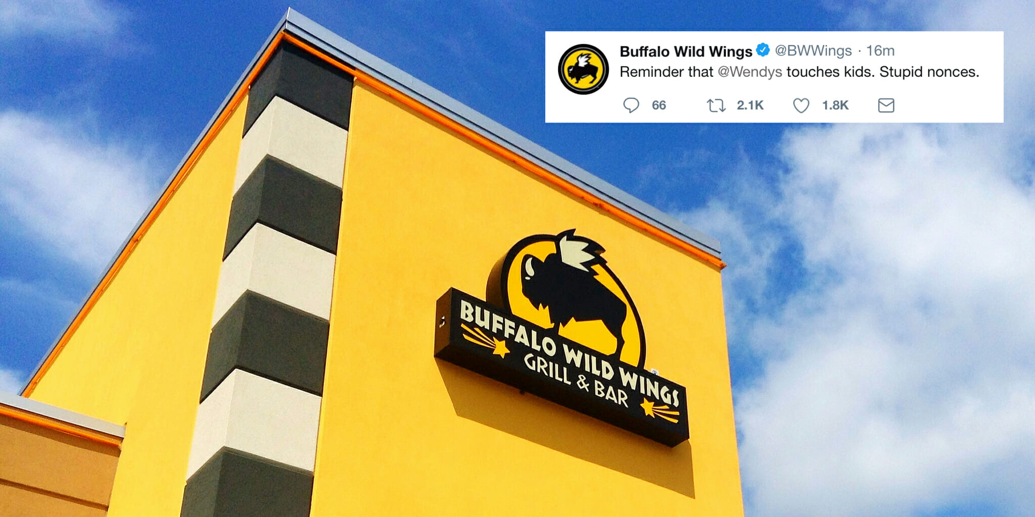 Buffalo Wild Wings Twitter Hacked To Post Racist Sexual Messages