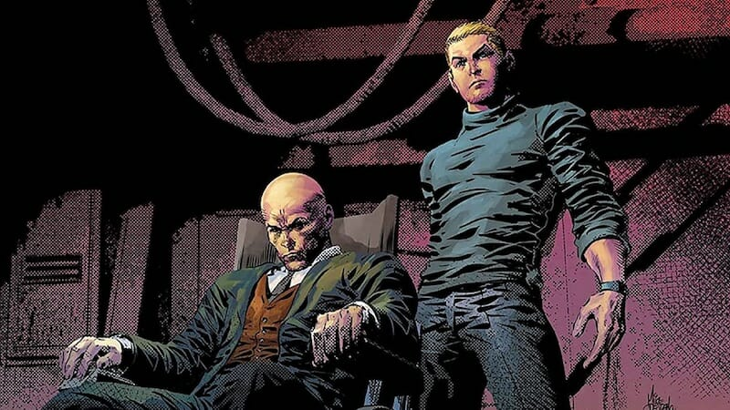 most powerful marvel characters : professor x