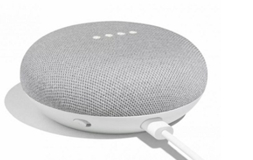 Google Home vs Google Home Mini: Look and design