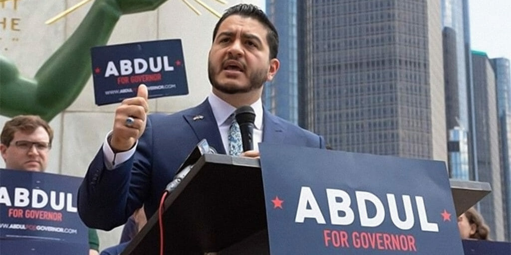 abdul el-sayed for governor