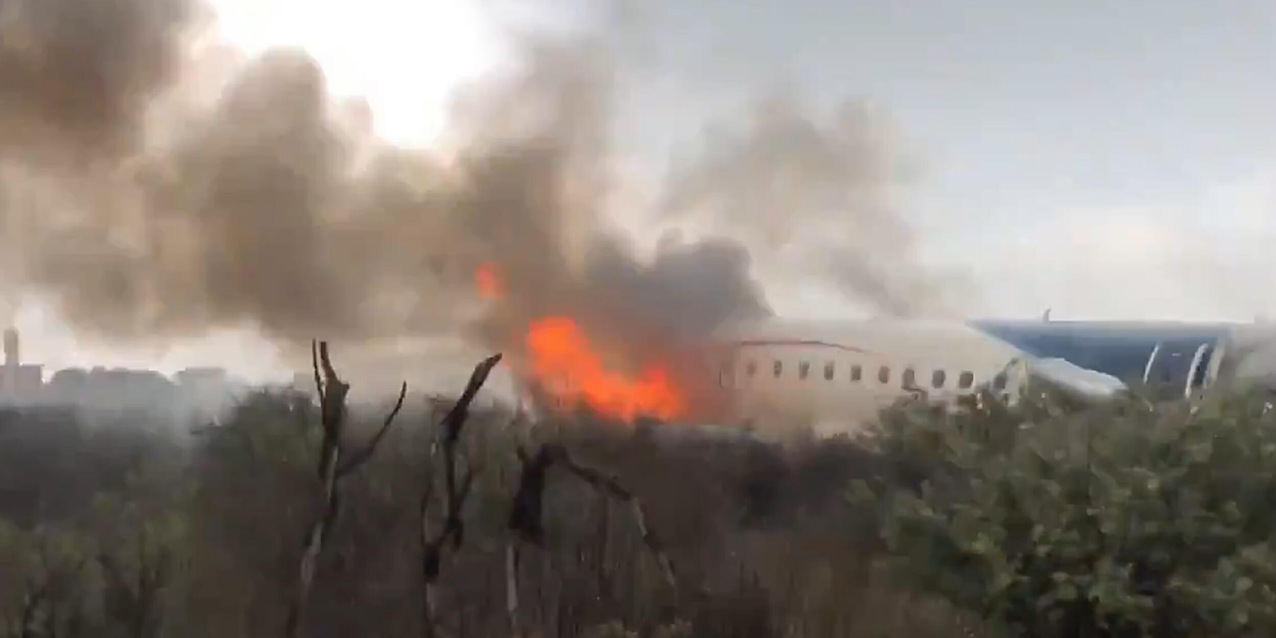 aeromexico plane crash