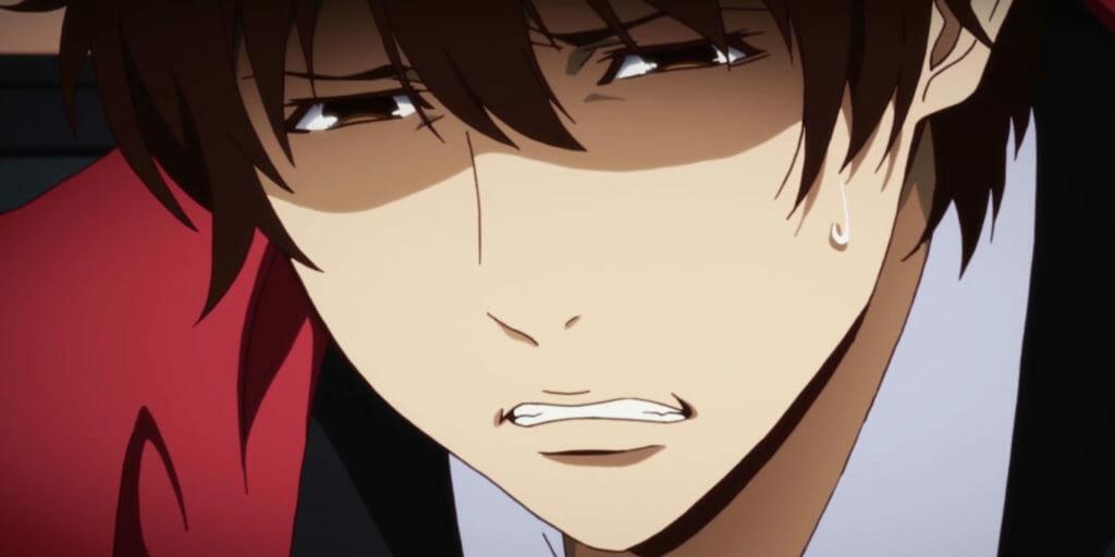 new anime on netflix - kakegurui