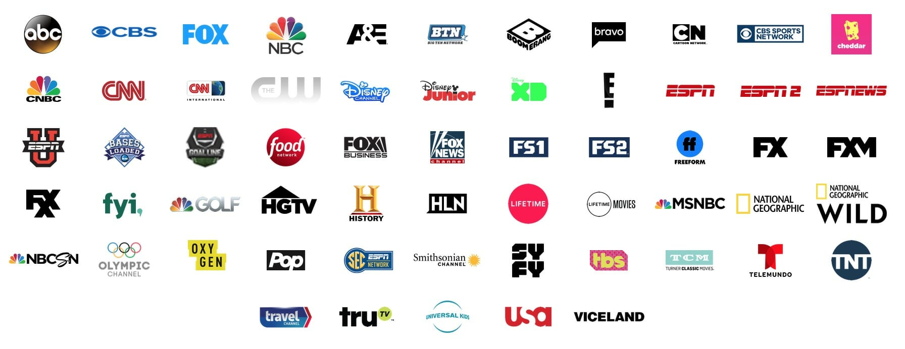 fs1 fs2 live stream hulu live tv channels