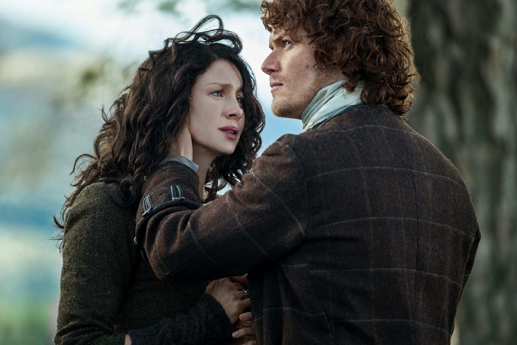 tv shows like game of thrones - outlander