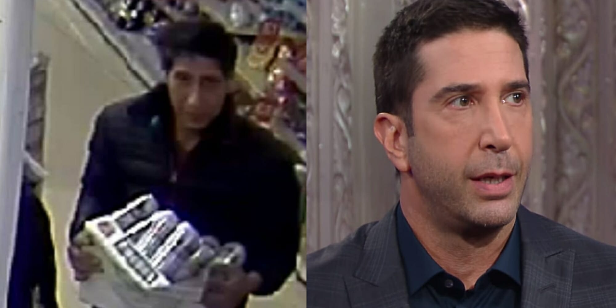 Thief Goes Viral For Looking Like Ross From 'Friends